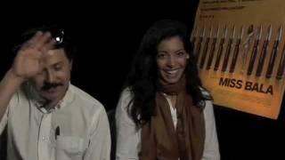 Gerardo Naranjo And Stephanie Sigman Talk 'Miss Bala'- Celluloid Heroes Radio