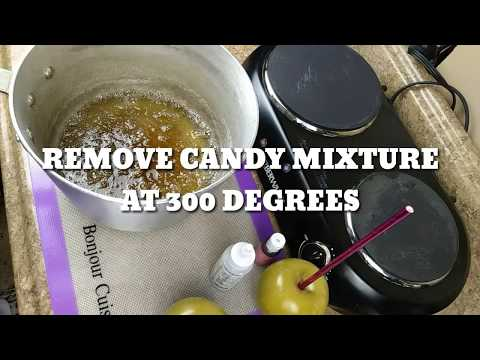 BUBBLE FREE CANDY TUTORIAL