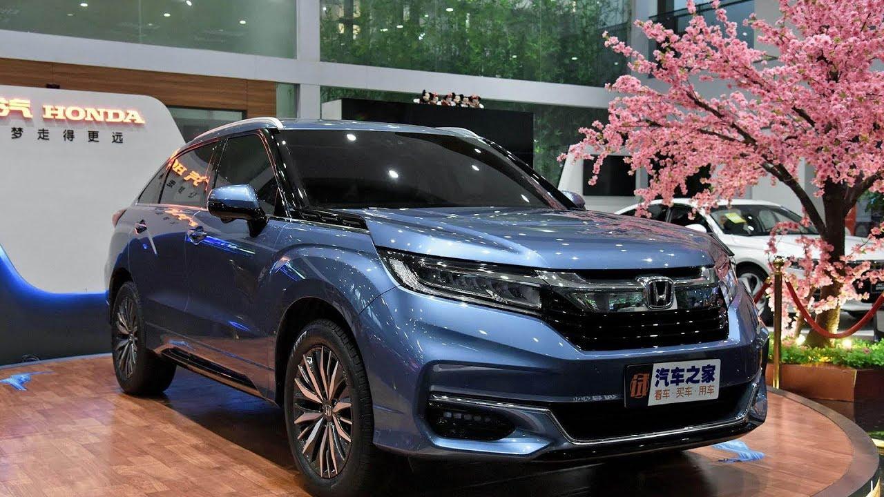 Обновленный Honda Avancier: старт продаж. 2020 Honda ...