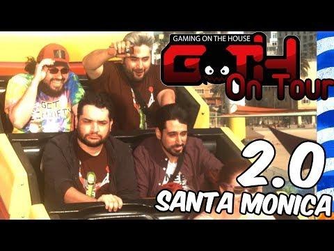 SANTA MONICA 2.0! GOTH on Tour en Español - GOTH