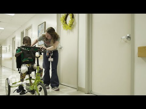 Inpatient Pediatric Rehabilitation At Children's Hospital Of Philadelphia