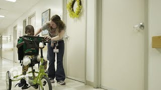 Inpatient Pediatric Rehabilitation at Children's Hospital of Philadelphia