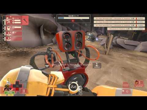 MVM Broken Parts Challenge Run:  Mayhem's View