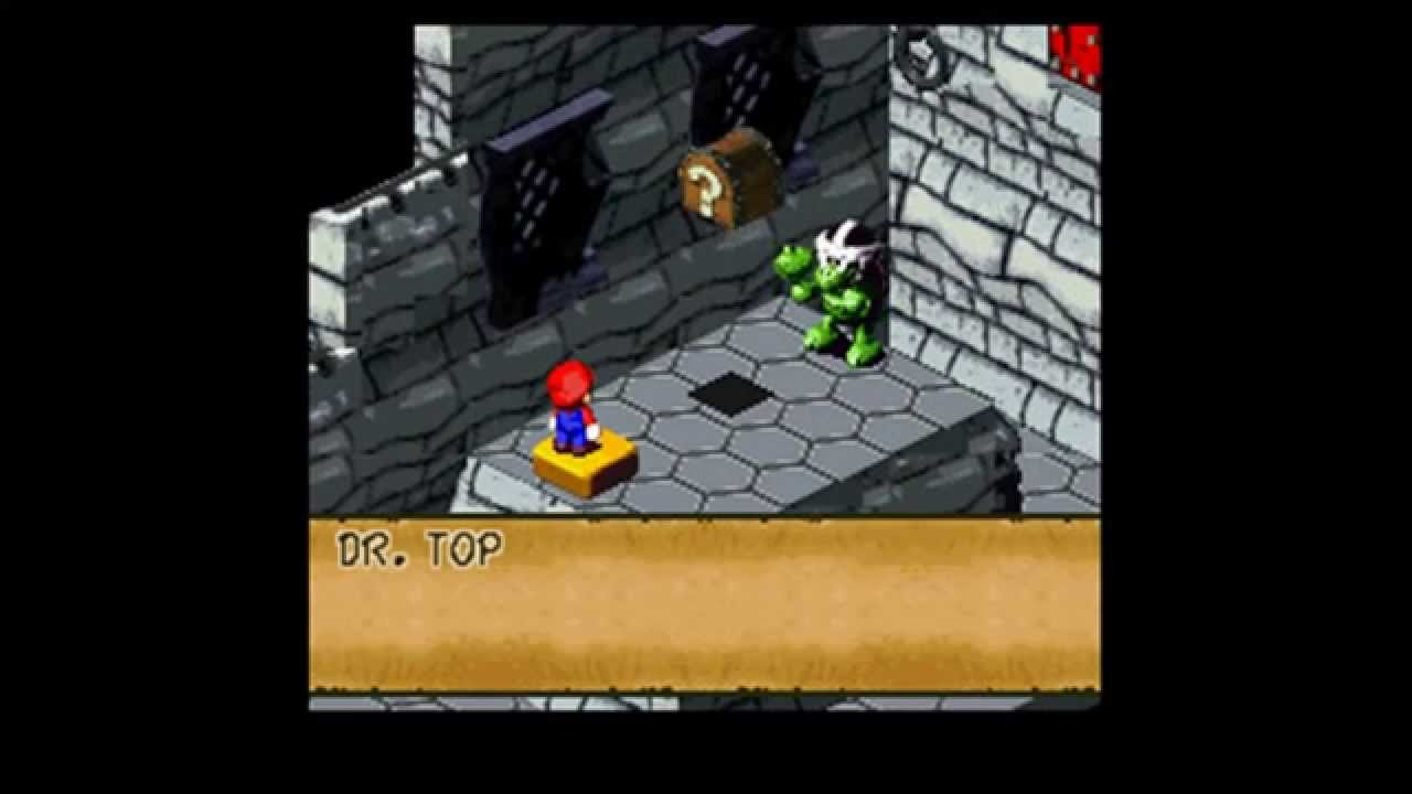 32 Bowser S Keep Castle 1 5 Super Mario Rpg Legend Of The