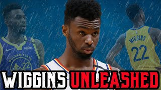 This Is How Andrew Wiggins Can IMPACT The Golden State Warriors   Wiggins Future STAR?
