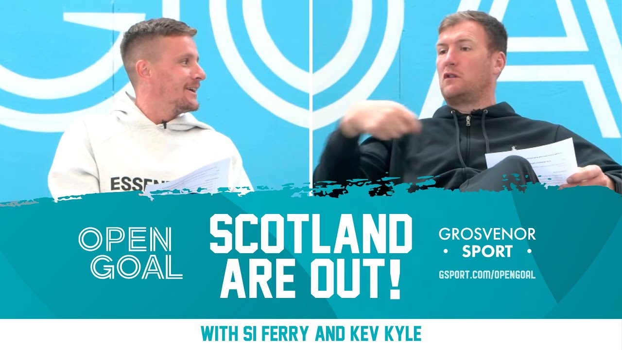 SCOTLAND ARE OUT   Day 13 of Daily Euros Podcast