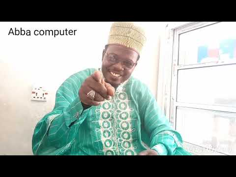 Download BABAN HAMMADU waken Malam Uzairu Badamasi kenan @Abba Computer 08098308092