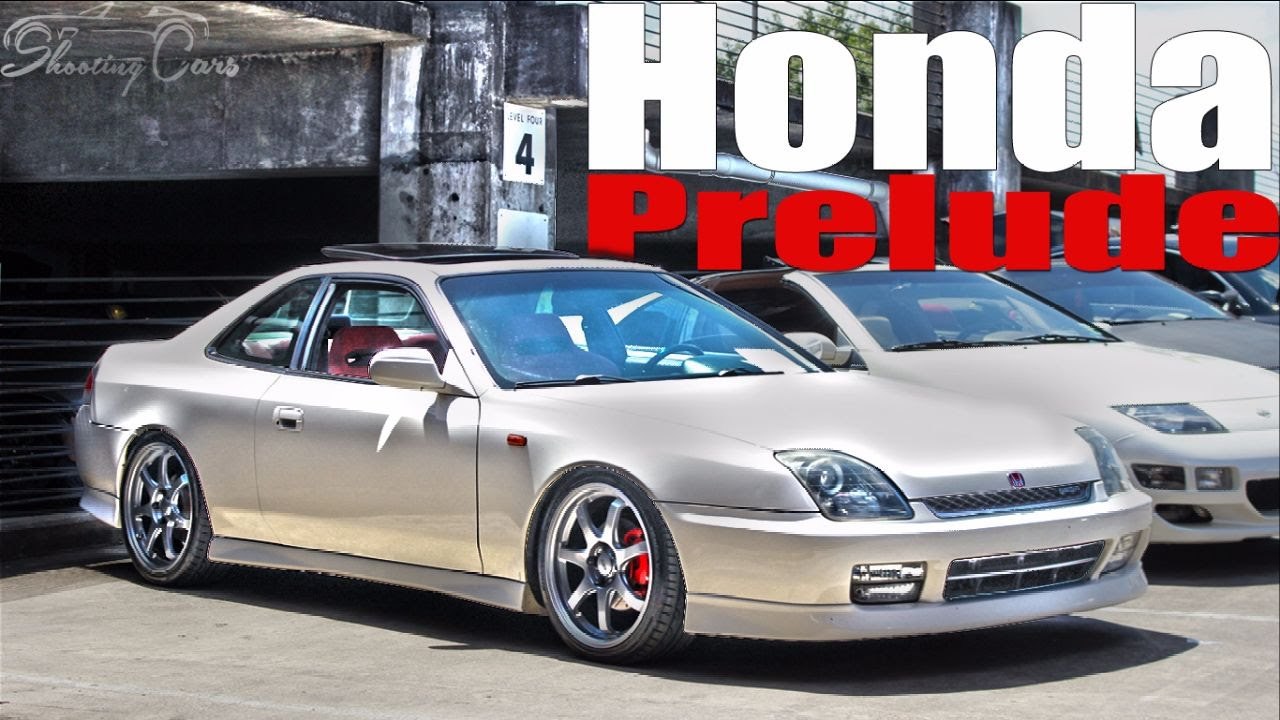 Honda Prelude! Gen 5 JDM Done Right! - YouTube