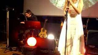 Anne Marie Almedal - Monterosso (live at Frogner Kino)