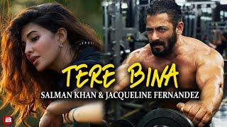 TERE BINA Salman Khan & Jacqueline Fernandez New Song In Lockdown