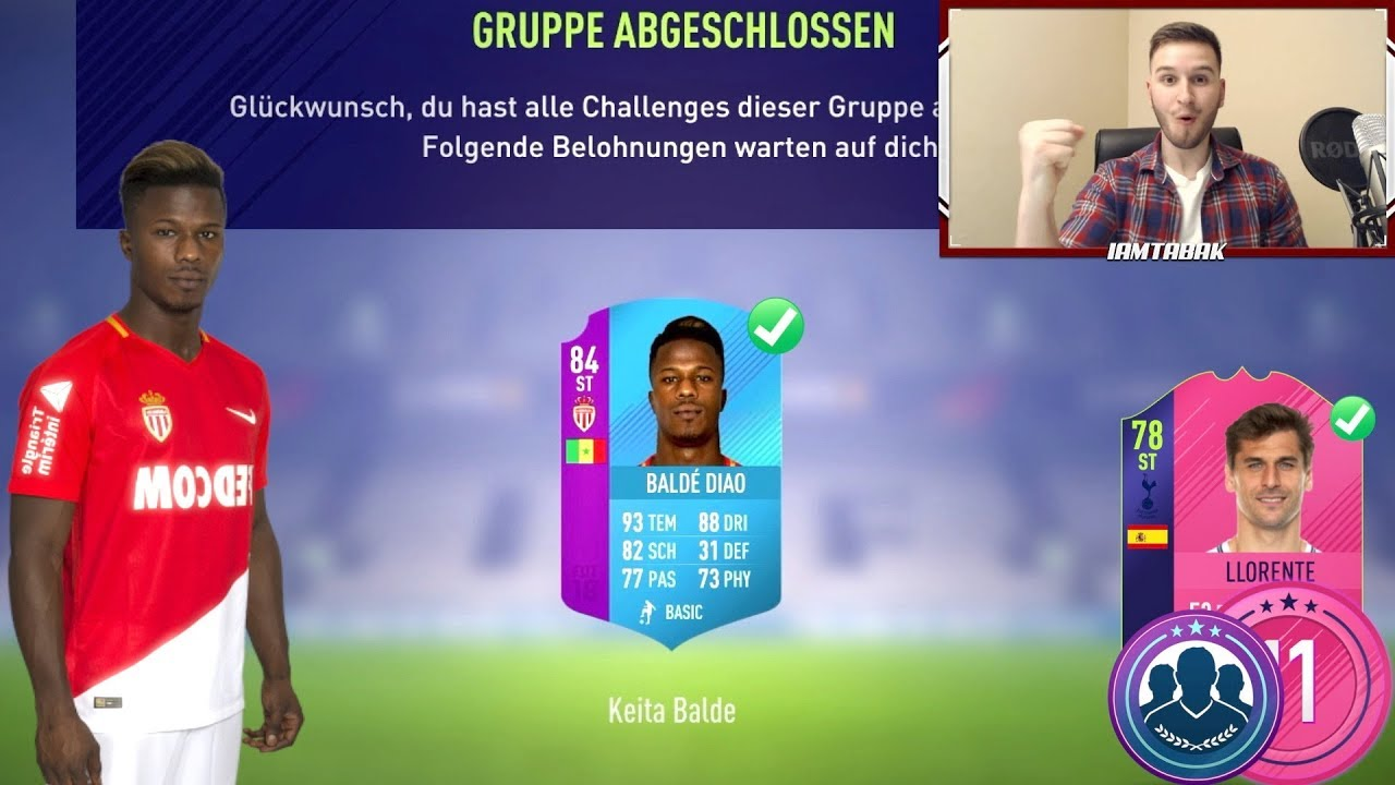 Keita Fifa 18