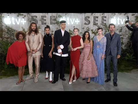 "Apple TV+'s ""See"" World Premiere Red Carpet With Cast 
