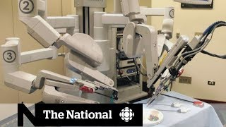 Robot-assisted surgery brings precision, problems
