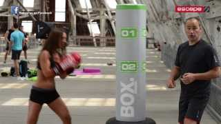 Functional Training: Freestanding Bag