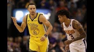 Golden State Warriors vs Phoenix Suns NBA Full Highlights (1st January 2019)