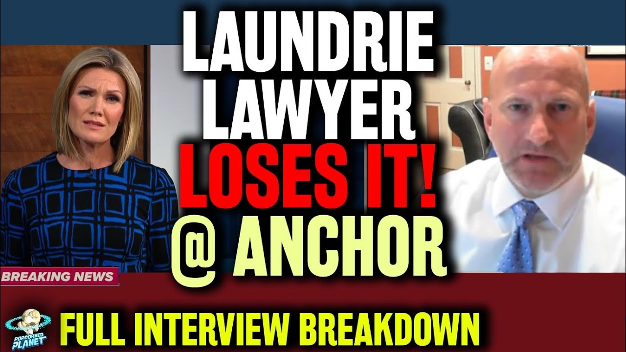 Brian Laundrie Lawyer LOSES IT At Anchor - Full Interview Breakdown