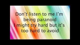 [HD] Heart skips a beat by Lenka with lyrics