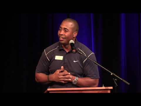 MesaCC Special Guest  Dr  LeRodrick Terry Rio Salado College