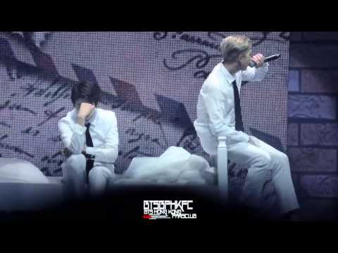 [BTSBPHKFC]150829 BTS (방탄소년단) THE RED BULLET IN HK -Just one day