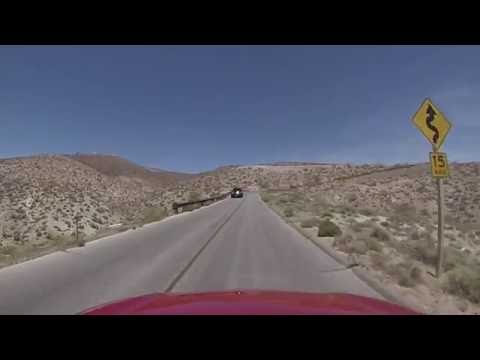 Death Valley National Park, California - Drive to Dante's View HD (2016)