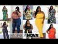 HUGE! MY BIGGEST HAUL EVER! PLUS SIZE FASHION NOVA HAUL 2018!
