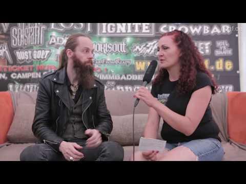 NOAF 2017 - Interview - Solstafir