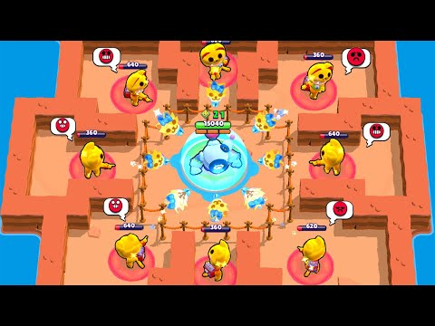 PRO NANI or LUCKY NANI!!! Brawl Stars Funny Moments & Glitches & Fails #411 |