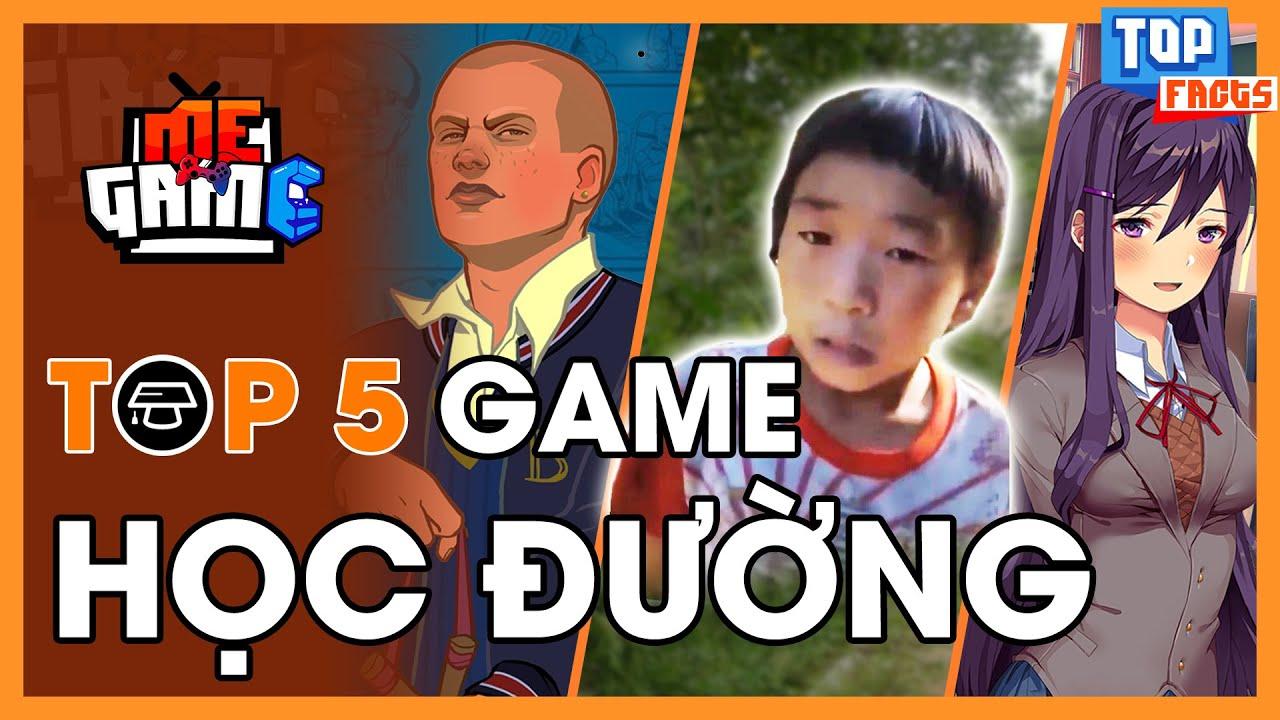 Top 5 Game Học Đường Hay Nhất – Tạm Biệt Mùa Hè | Back2School – meGAME