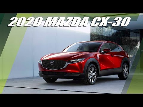 All-New 2020 MAZDA CX-30 Overview