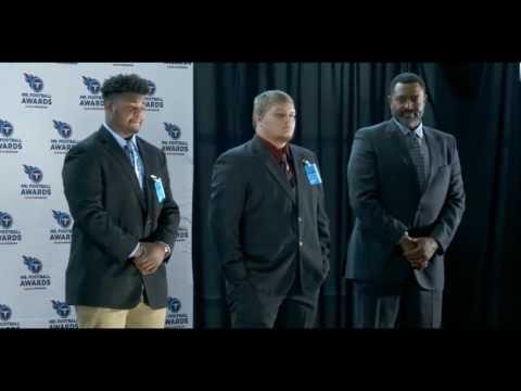 2016 Mr. Football Awards Ceremony