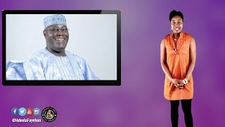 Atiku To Face Buhari; PDP Rejects Saraki; Cameroon: Condom For Votes; Congo; Sierra Leone; Zambia