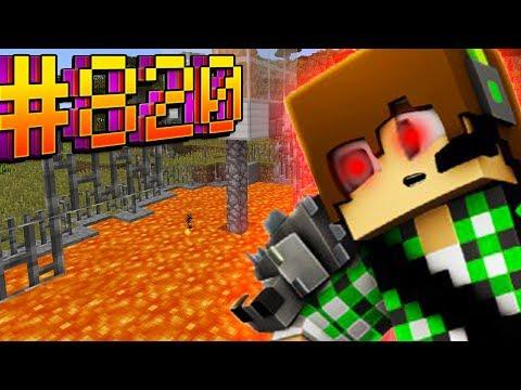 Minecraft ITA - #820 - LAGO DI LAVA