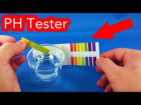 ✅ 1$ PH Paper Acid Water Tester From AliExpress Unboxing