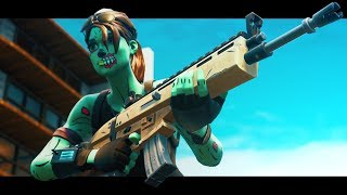 Fortnite Cinematic Pack - GHOUL TROOPER - Dark Bomber Update (Téléchargements GRATUITS)
