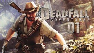 Zagrajmy w: Deadfall Adventures #1 - Polski Uncharted? (60fps Gameplay PL)