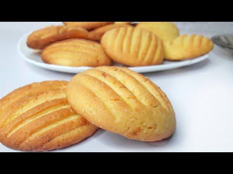 Печенье за 20 минут вместе с выпечкой.Самый простой рецепт печенья, дубль 2