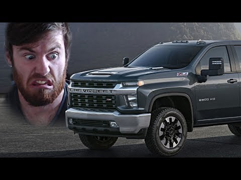 Tomcat Reacts to The 2020 Chevrolet Silverado
