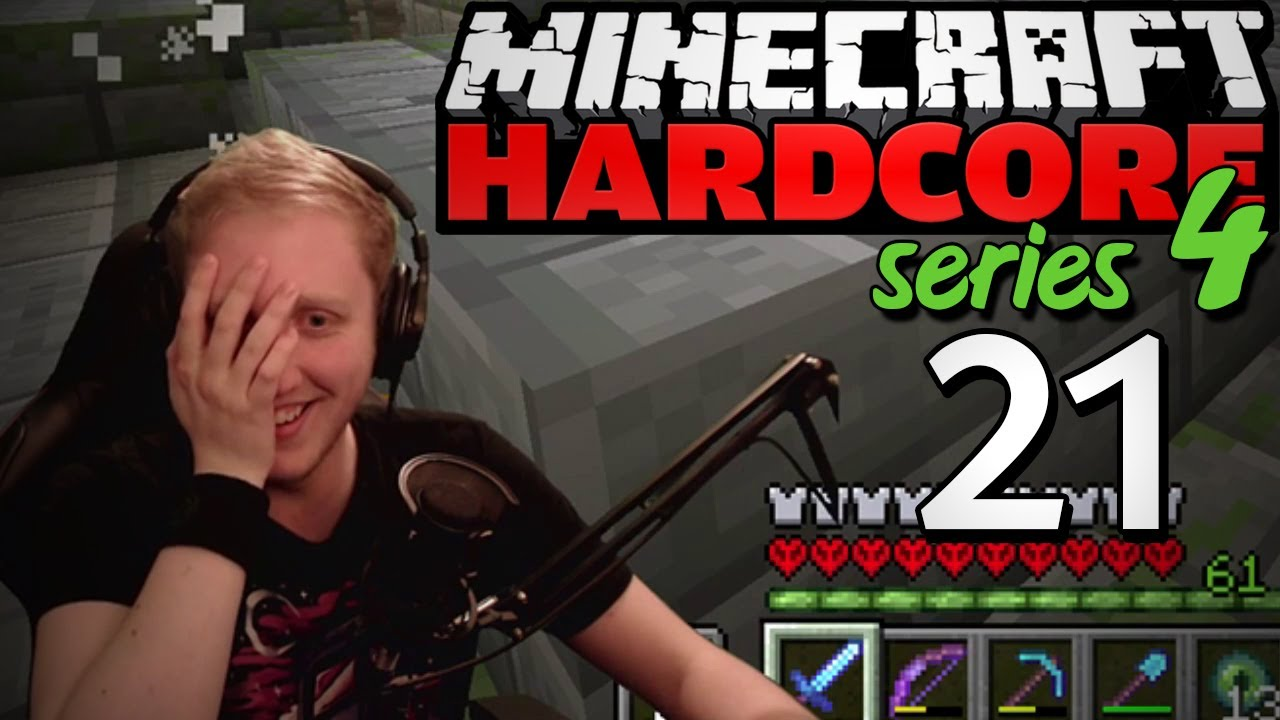 """Download Minecraft Hardcore - S4E21 - """"This stronghold is the WORST!"""" • Highlights"""
