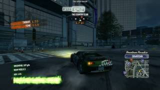 Burnout Paradise - R-Turbo Roadster - Burning Route