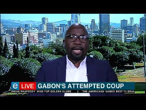 Political situation in Gabon