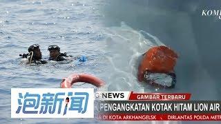 01/11: 寻获黑箱! 印尼狮航空难肇因有望揭盅