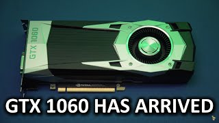 Nvidia GTX 1060 Review RX 480 Killer