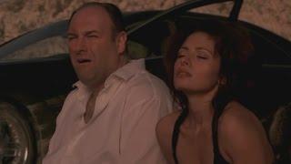 The Sopranos - TONY raging Part 14 - Finale