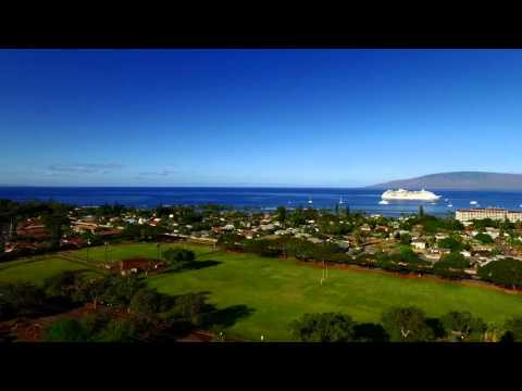 DJI Inspire 1 Lahaina Hawaii Maui