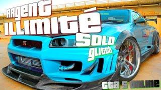 Patché !!! Glitch Argent illimité SOLO - GTA 5 Online 1.27 ( PS4 / Xbox ONE )