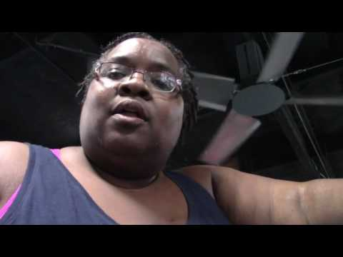 Copy of 401LB Weight Loss My workout begins