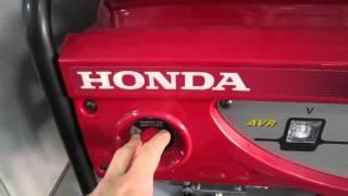 Хонда/Honda EP 2500 CX однофазный бензиновый генератор(Купить такой генератор вы можете на нашем сайте http://energystore.com.ua/home/93-generator-honda-ep-2500-cx.html., 2016-04-26T12:25:20.000Z)