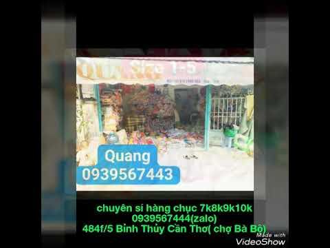 Rao hang quan ao do bo 35k( Quang 0939567443 )