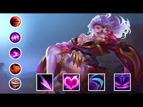 Evelynn - Blood Moon