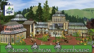 The Sims 3 Store Review: Stones Throw Greenhouse